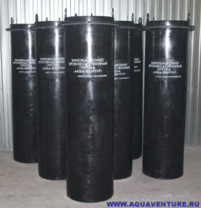 Фильтры очистки поверхностного стока ФОПС®-МУ-0,58-1,8 на складе.